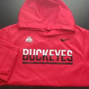Nike Ohio State Buckeyes Hoodie/Sweatshirt